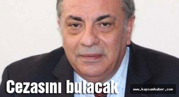 MHP Tuğrul Türkeş'e jet hızında ceza