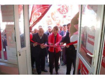 MHP, Umurbey Seçim Bürosunu Açtı