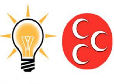 MHP Urfa'da AK Parti'yi telaşlandırdı
