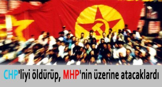 MHP Üzerindeki Oyun Ortaya Çıktı
