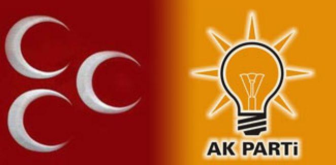 MHP ve AKP'den Şok Karar...