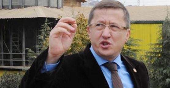 Mhp Vekil:''AKP'ye oy vermeyen herkes, karakola gitsin!..'