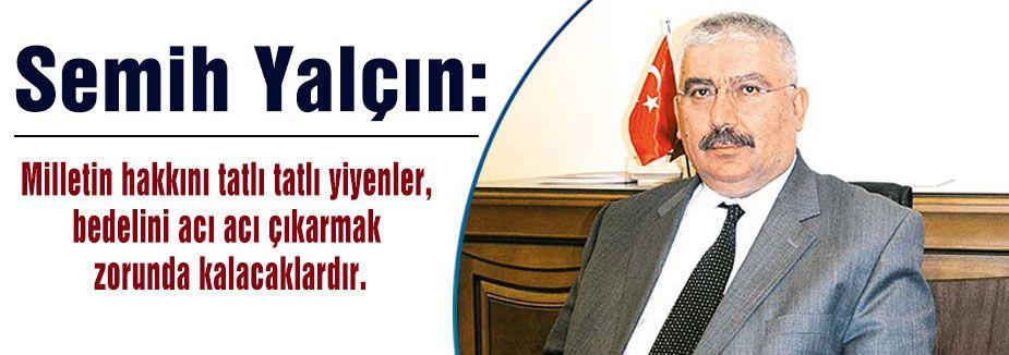 MHP'den Davutoğlu'na