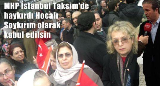 MHP,Hocalı Soykırım Olarak Kabul Edilsin
