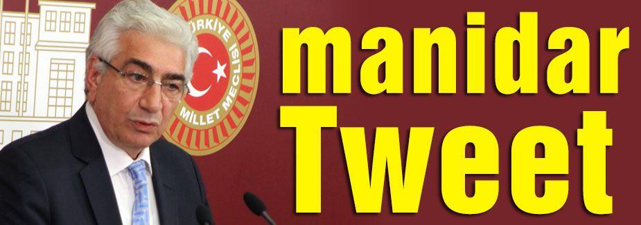MHP'li Bal'dan Manidar Tweet