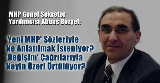 MHP'li  Bozyel