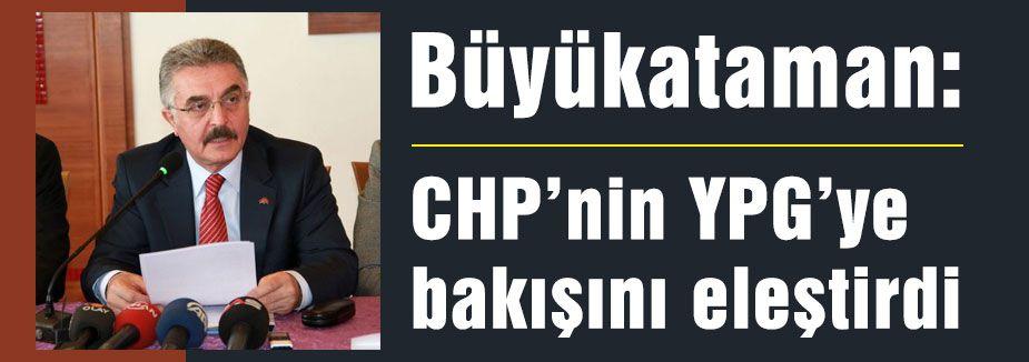MHP'li Büyükataman'dan Kılıçdaroğlu'na cevap