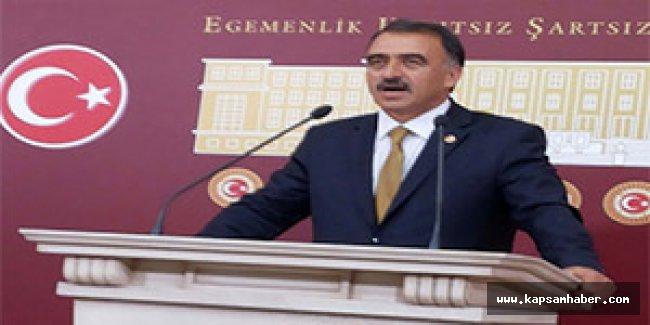 MHP'li Canlı, Kredi Yurtlar Kurumu'ndaki atamalara tepki gösterdi