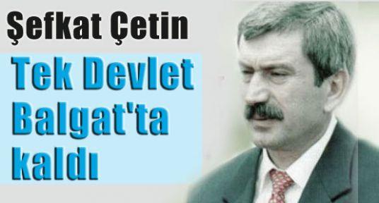 MHP?li Çetin; Egemen Güç Türk Milletidir