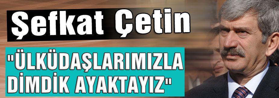 MHP'li Çetin'den Başbakan Davutoğlu'na cevap