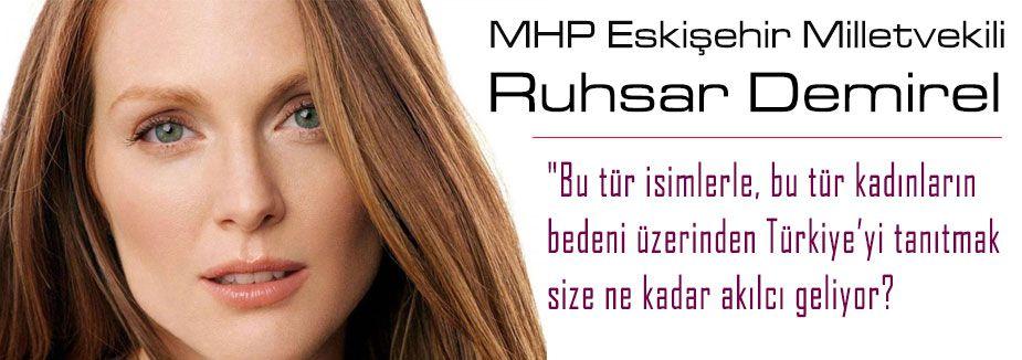 MHP'li Demirel'den Bakan İslam'a Tepki!