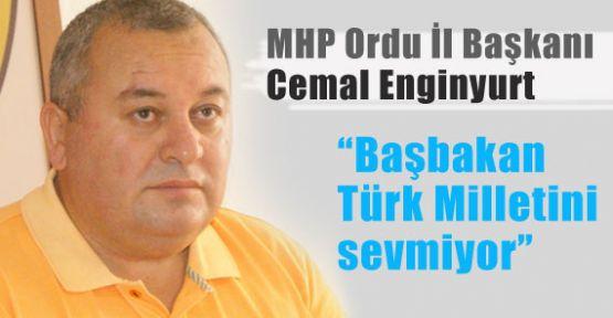 MHP'li Enginyurt, Hırsız İtibar Görüyor