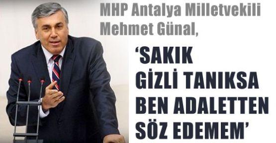 mhp li gunal turkiye de adalet var mi