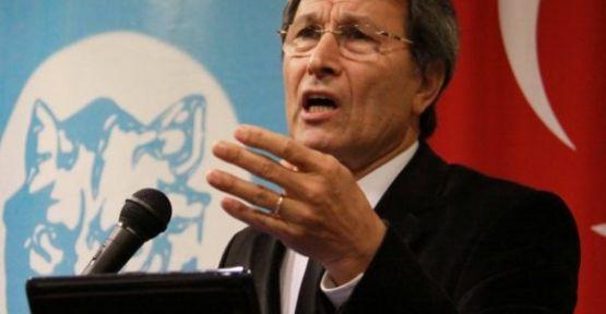 MHP'li Halaçoğlu'nun Büyükşehir Yasası