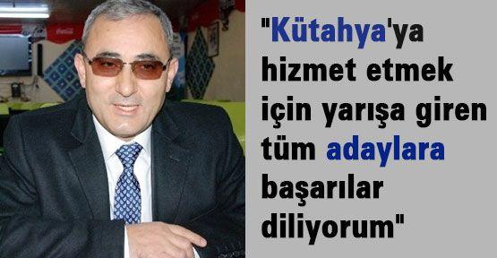 MHP'li Işık Kütahya'lı Adaylara Başarılar diledi