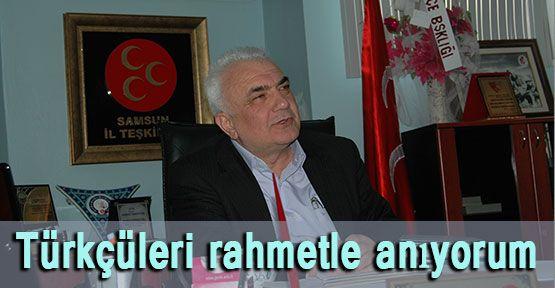 MHP'li Kılıç, Türkçülük Bayramını Kutladı