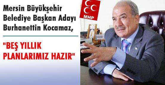 MHP'li Kocamaz