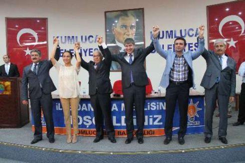 MHP'li Meclis üyesi AKP'ye geçti