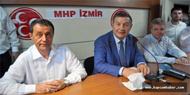 MHP'li Murat Koç: Cumhurbaşkanı hükümetin kurulmasını istemiyor