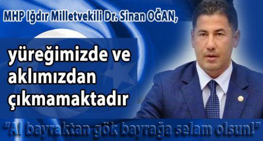 MHP'li Oğan; 54 Yıl Önce TÜRKMEN Katliamı...