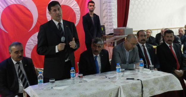 MHP'li Oğan'dan Keçiören'de Destek Toplantısı