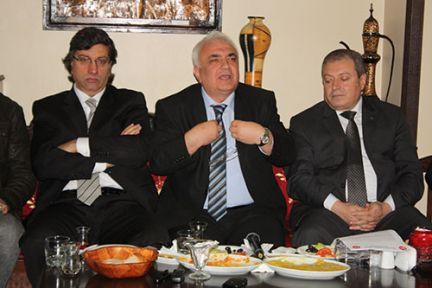 Mhp'li Şaban Kılıç Basın Toplantısında Açıklamalarda Bulundu