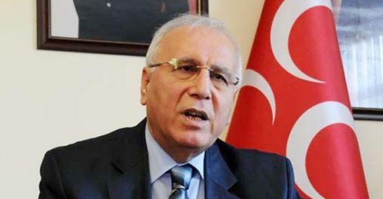 MHP'li Şandır: 'Bahçeli'nin görüşü benim görüşümdür'
