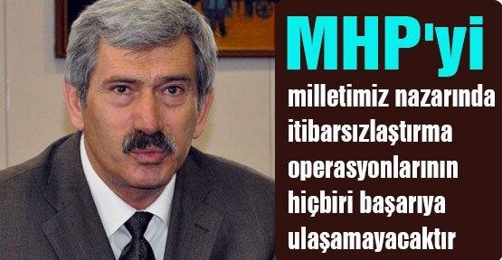 MHP'li Şefkat Çetin İzmir'de
