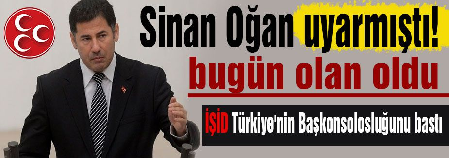 MHP'li Sinan Oğan Haklı Çıktı