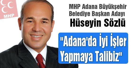 MHP'li Sözlü: