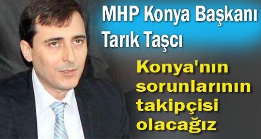 MHP'li Taşçı;