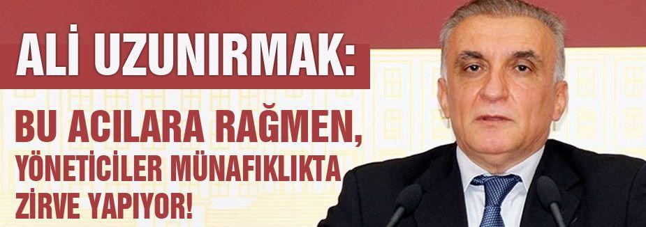 MHP'Lİ UZUNIRMAK;