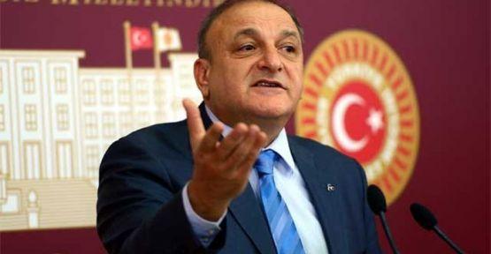 MHP'li Vural:'Sen Tapınak Şovalyesi Misin?'