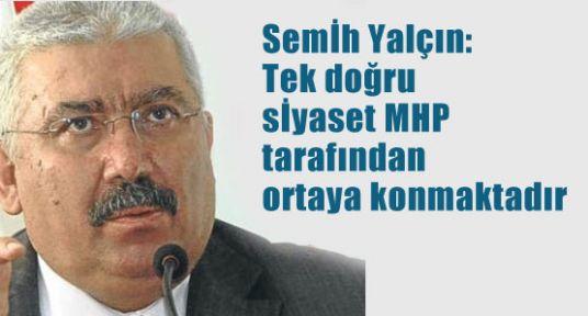 MHP'li Yalçın