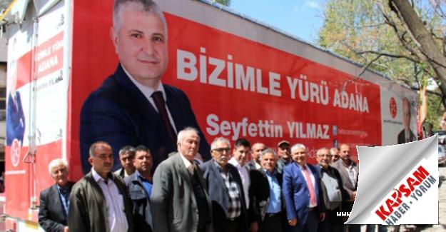 MHP'li Yılmaz: Haksızlık karşısında susan dilsiz şeytandır