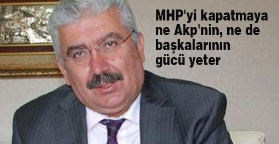 MHP'ye Karşı Siyasi Operasyon...