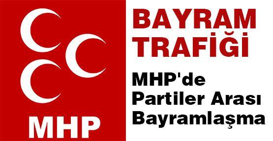 MHP'ye Partilerin Bayramlaşma Akını