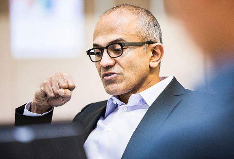 Microsoft'un yeni CEO'su