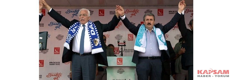 Milli İttifak: 'Büyük Erzurum Mitingi'nde