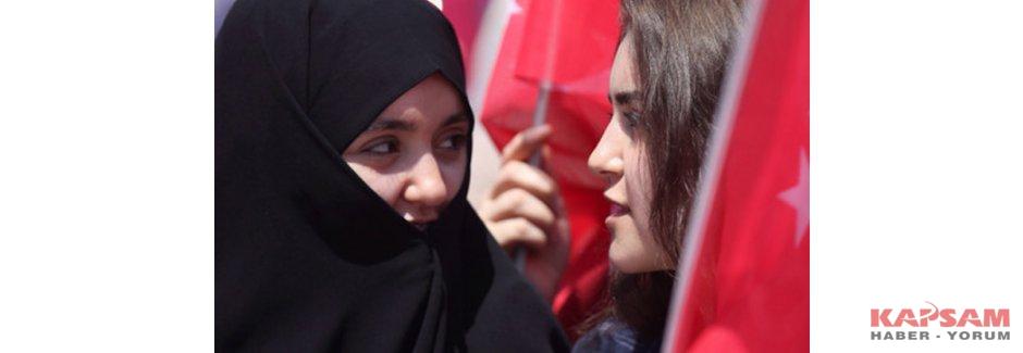 Milli ittifak İstanbul Mitinginda coşku