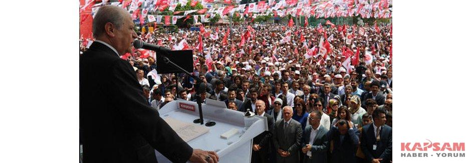 'Milliyetçilik haram değildir yenmez, yalan değildir söylenmez'