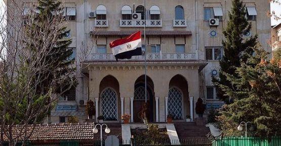 Mısır ile ilişkiler maslahatgüzar düzeyine indirildi