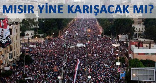 Mısır Yine Karışacak!