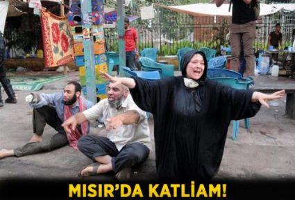 Mısır'a Nato'dan Güldüren Açıklama...