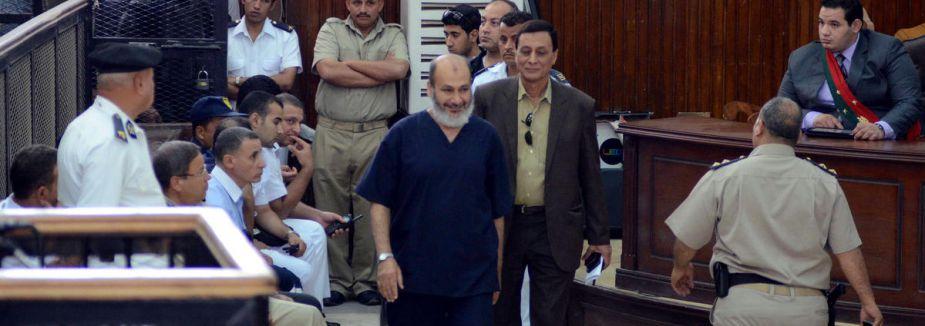 Mısır'da 126 kişiye hapis cezası
