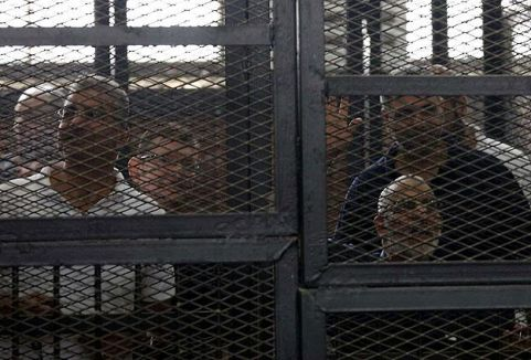 Mısır'da 14 idam kararı daha...