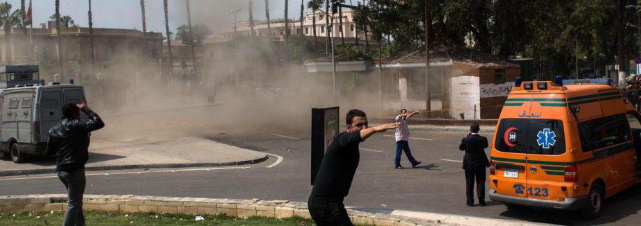 Mısır'da aşiretler arasında çatışma...