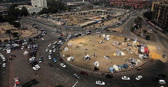 Mısır'da Bayram Yasağı...