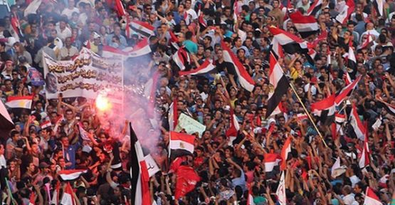 Mısır'da Çatışma:45 Kişi Yaralı....