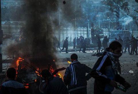 Mısır'da çatışma: 13 gözaltı